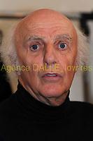 Gilles Vigneault<br /> Thônex GE-16.03.2008<br /> Photo:Joseph Carlucci/DALLE