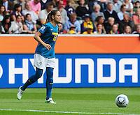 Fifa Women's World Cup Germany 2011 : Brazil - Australia  at Borussia - Park in Munchengladbach : Tameka Butt.foto DAVID CATRY / Vrouwenteam.be
