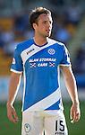 St Johnstone FC… Season 2016-17<br />Brad McKay<br />Picture by Graeme Hart.<br />Copyright Perthshire Picture Agency<br />Tel: 01738 623350  Mobile: 07990 594431