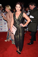Candice Brown<br /> at the Pride of Britain Awards 2016, Grosvenor House Hotel, London.<br /> <br /> <br /> ©Ash Knotek  D3191  31/10/2016