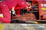 Scuderia Ferrari Mission Winnow takes part in the tests for the new Formula One Grand Prix season at the Circuit de Catalunya in Montmelo, Barcelona. February 19, 2020 (ALTERPHOTOS/Javier Martínez de la Puente)