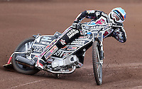 Edward Kennett of Lakeside Hammers - Lakeside Hammers Press & Practice Day at the Arena Essex Raceway, Pufleet - 20/03/15 - MANDATORY CREDIT: Rob Newell/TGSPHOTO - Self billing applies where appropriate - 0845 094 6026 - contact@tgsphoto.co.uk - NO UNPAID USE