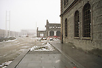 Le Officine Grandi Riparazioni. ..The O.G.R. buildings. February 2006.