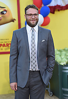Seth Rogen @ the premiere of 'Sausage Party' held @ the Regency Village theatre.<br /> August 9, 2016