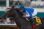 Summer Front with jockey Joe Bravo up wins the Ft Lauderdale Stakes (G2T) at Gulfstream Park, Hallandale Beach, Florida 01-01-2014