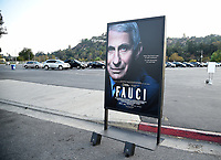 """PASADENA, CA - SEPT 9: National Geographic Documentary Films """"Fauci"""" at the Rose Bowl on September 9, 2021 in Pasadena, California. (Photo by Frank Micelotta/National Geographic/PictureGroup)"""