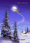 Barry, CHRISTMAS SANTA, SNOWMAN, WEIHNACHTSMÄNNER, SCHNEEMÄNNER, PAPÁ NOEL, MUÑECOS DE NIEVE, paintings+++++,GBBCCDA1053,#x#
