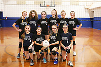 6th Grade Volleyball 2/11/19