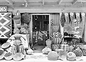 """0301-015 """"Baskets from the collection of Mr. Ray Harrison McKay."""""""