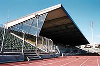 General view of Stade Josy Barthel Football / Athletics Stadium