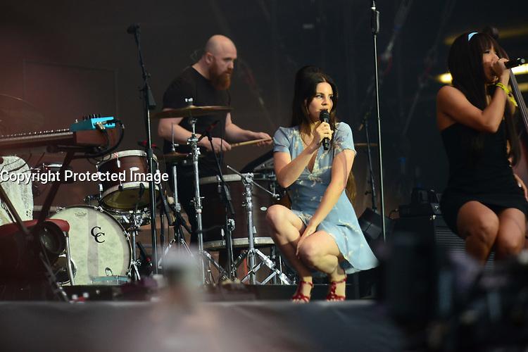 FESTIVAL LOLLAPALOOZA PARIS 2017<br /> Lana Del Rey # 1ER FESTIVAL LOLLAPALOOZA PARIS 2017