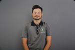 DENTON,TEXAS, SEPTEMBER 1: Mean Green men's golf headshots on September 1, 2021 At Apogee Stadium in Denton Texas. Photo: Rick Yeatts Photography/Matt Pearce