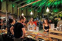 Nederland Amsterdam  -  Augustus 2018.  Westergasfabriek. Het eerste Vegan Food Festival. Sharp Sharp store. Veganistisch gebak.   Foto Berlinda van Dam / Hollandse Hoogte