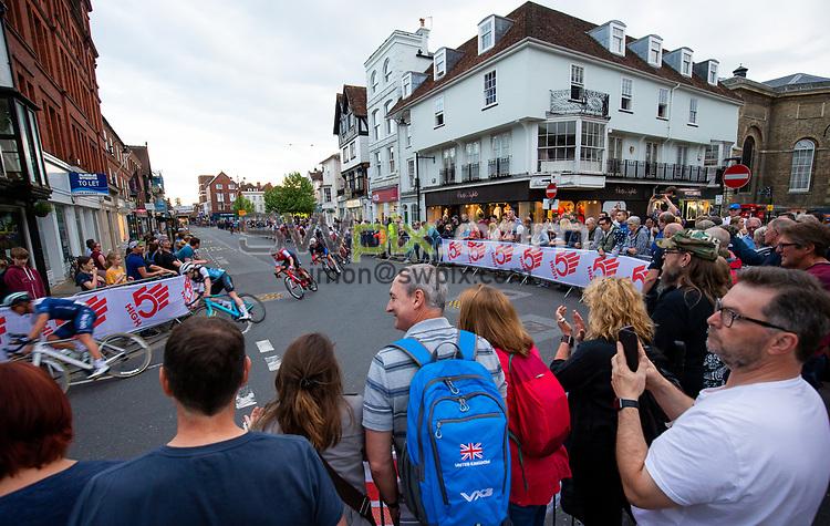 Picture by Alex Whitehead/SWpix.com - 31/05/2018 - Cycling - OVO Energy Tour Series Men's Race - Grand Final: Salisbury.