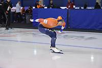 SPEEDSKATING: Calgary, 07-02-2020, ISU World Cup Speed Skating Calgary, 1500m Men Division A, Wesly Dijs (NED), ©foto Martin de Jong