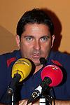 Regal XXXIV Lliga Nacional Catalana ACB.<br /> FC Barcelona vs FIATC Joventut: 85-73.<br /> Xavi Pascual.