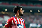 Diego Costa of Atletico de Madrid looks on during their International Champions Cup Europe 2018 match between Atletico de Madrid and FC Internazionale at Wanda Metropolitano on 11 August 2018, in Madrid, Spain. Photo by Diego Souto / Power Sport Images