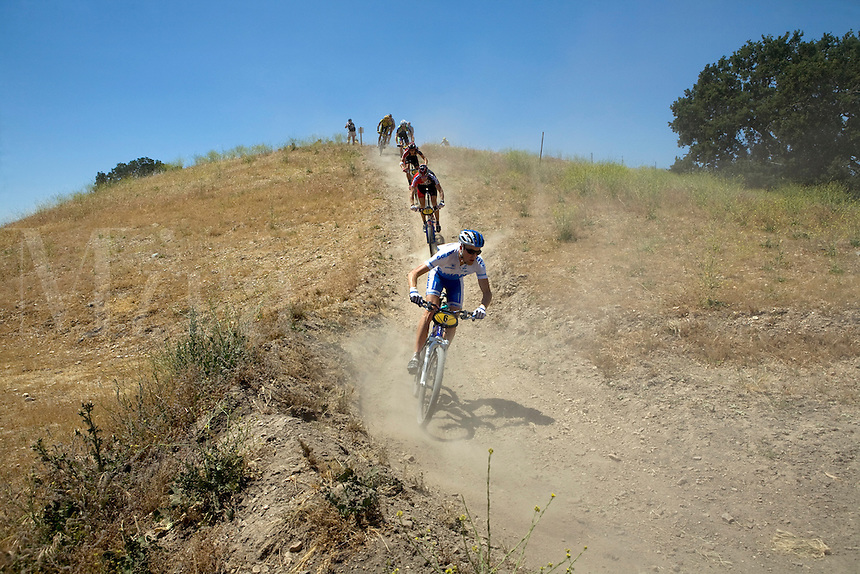 Santa Ynez Valley National Mountain Bike Classic Carl Decker Team MBT Giant