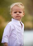 Keegan and Ethan Baby Portraits