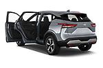 Car images of 2022 Nissan Qashqai N-Connecta 5 Door SUV Doors
