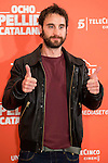 "Spanish actor Dani Rovira during the presentation of the film ""Ocho Apellidos Catalanes"" in Madrid, November 17, 2015.<br /> (ALTERPHOTOS/BorjaB.Hojas)"