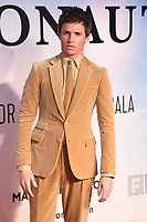 "Eddie Redmayne<br /> arriving for the ""Aeronauts"" screening as part of the London Film Festival 2019 at the Odeon Leicester Square, London<br /> <br /> ©Ash Knotek  D3523 07/10/2019"