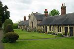 Alms houses Harbledown Kent.