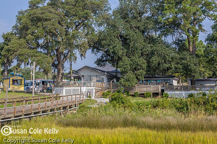 Fishing village, Little River, SC