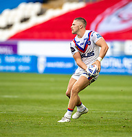 22nd August 2020; The John Smiths Stadium, Huddersfield, Yorkshire, England; Rugby League Coral Challenge Cup, Catalan Dragons versus Wakefield Trinity; Max Jowitt of Wakefield Trinity
