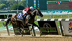 June 5, 2021: Silver State, #3, ridden by jockey Ricardo Santana, wins the Hill 'N' Dale Metropolitan Win and You're In Handicap on Belmont Stakes Day at the Belmont Stakes Festival at Belmont Park in Elmont, New York. Sue Kawczynski/Eclipse Sportswire/CSM