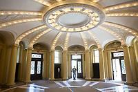 Woolsey Hall rotunda, Yale University, New Haven, CT
