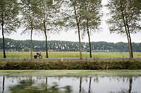 Andrei Stepanov (RUS)<br /> <br /> World Championships U23 Men - ITT <br /> Time Trial from Knokke-Heist to Bruges (30.3km)<br /> <br /> UCI Road World Championships - Flanders Belgium 2021<br /> <br /> ©kramon