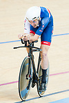 Andrew Tennant of the Great Britain team competes in the Men's Individual Pursuit - Qualifying as part of the 2017 UCI Track Cycling World Championships on 14 April 2017, in Hong Kong Velodrome, Hong Kong, China. Photo by Marcio Rodrigo Machado / Power Sport Images