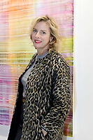 Karin VIARD - VERNISSAGE FIAC PARIS 18/10/2017 - FRANCE
