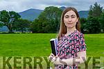 Emma O'Shea Killorglin who researching Parkinsons disease