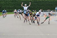 INLINESKATEN: MEDEMBLIK, Radbout, 15-05-2021, KNSB Topsport Inlineskaten, Marthijn Mulder winnaar marathon op het wegparcours van Radboud Inline Skating, ©foto Martin de Jong