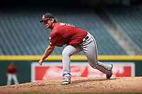 Arizona Diamondbacks pitcher Cody Reed (53) during an instructional league game against the San Francisco Giants on October 16, 2015 at the Chase Field in Phoenix, Arizona.  (Mike Janes/Four Seam Images)