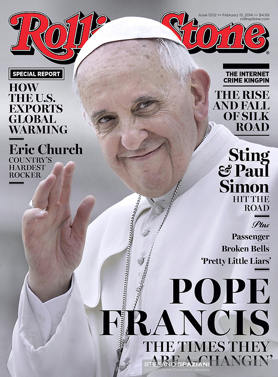 Rolling Stone USA Photograph by Stefano Spaziani