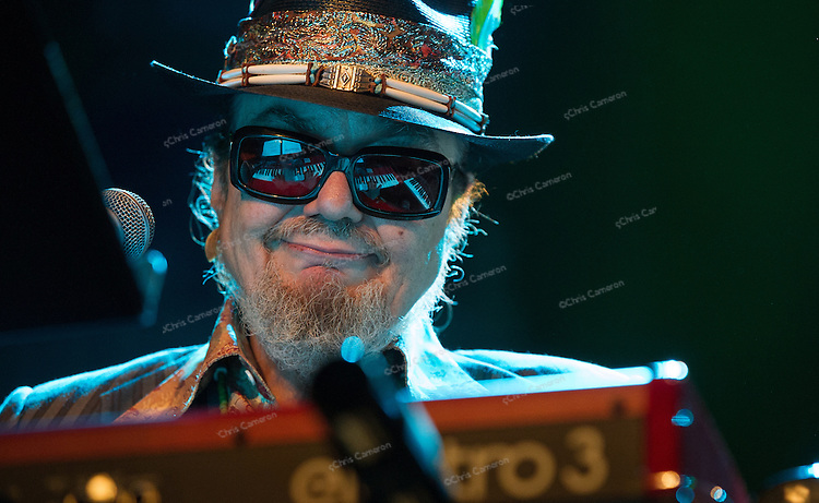 Dr. John and the Nite Trippers play the Vogue Theatre, June 26, 2013 in the TD Vancouver International Jazz Festival