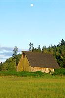 Barn<br /> Coast Range<br /> Oregon