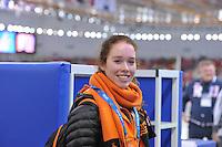 OLYMPICS: SOCHI: Adler Arena, 08-02-2014, Antoinette de Jong (NED), ©foto Martin de Jong