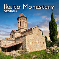 Pictures & Images of Ikalto monastery, Georgia (country) -