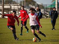 USMNT U-18 Training, January 3, 2018