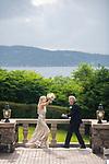 Anne Santos and Steve Klein wedding<br /> June 26, 2021 <br /> Abigail Kirsch At Tappan Hill Mansion,<br /> Tarrytown, New York