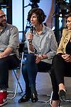 "Cristina Teva during the presentation of the new TV program to Movistar+,  "" Likes "" at 7 y accion studios in Madrid. January 27, 2016.<br /> (ALTERPHOTOS/BorjaB.Hojas)"