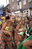 Flamboyan Carnival Arts, Notting Hill Carnival, 2001.