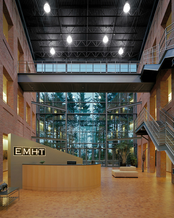 EMHT Offices   Acock Associates