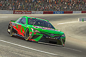 #18: Bobby Labonte, Joe Gibbs Racing, Toyota Camry<br /> <br /> (MEDIA: EDITORIAL USE ONLY) (This image is from the iRacing computer game)