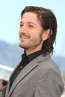 DIEGO LUNA - PHOTOCALL OF THE FILM 'BLOOD FATHER' AT THE 69TH FESTIVAL OF CANNES 2016