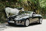 Road trip in the Jaguar F Type to Monaco